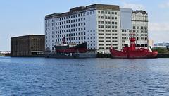royal victoria dock, millenium mills   (3)