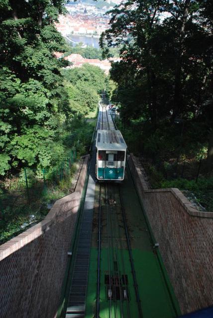 Petrin Funicular