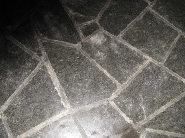 Rock Salt Floor