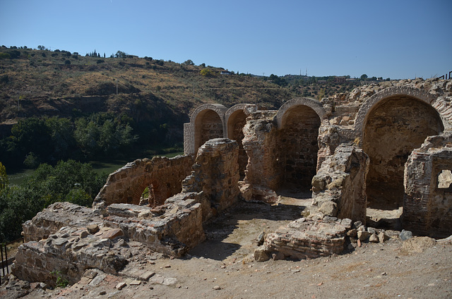 Roman/Moorish Baths