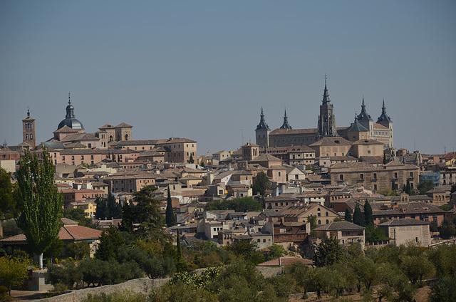 Above Toledo