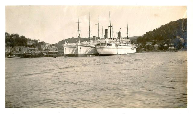 Dartmouth 1932.