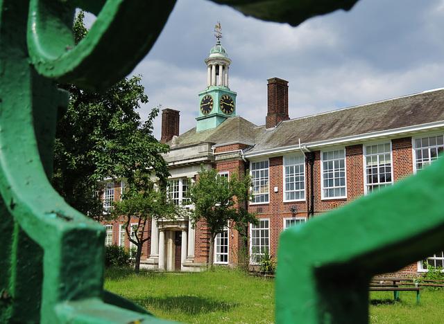 john roan school, maze hill, greenwich, london