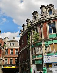 smithfield market , london