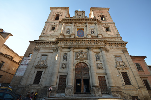 San Ildefonso/Church of the Jesuits