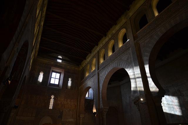 Inside the Visigothic Church