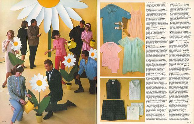 VP Clothing Spread