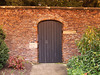 Gate in Evening Sun