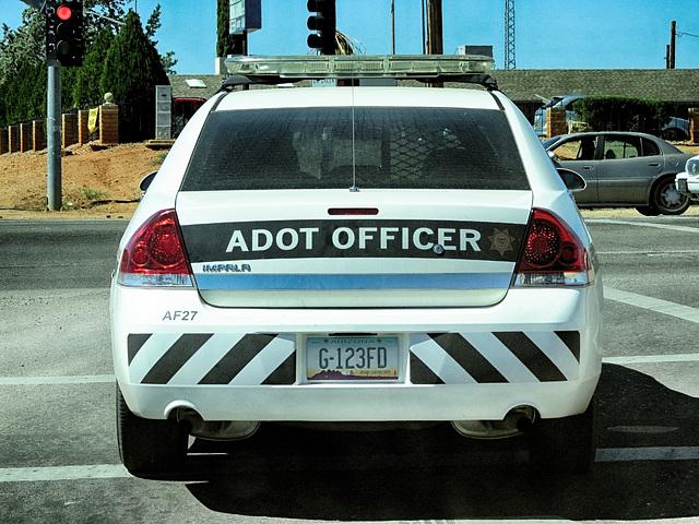 ADOT Enforcement Officer