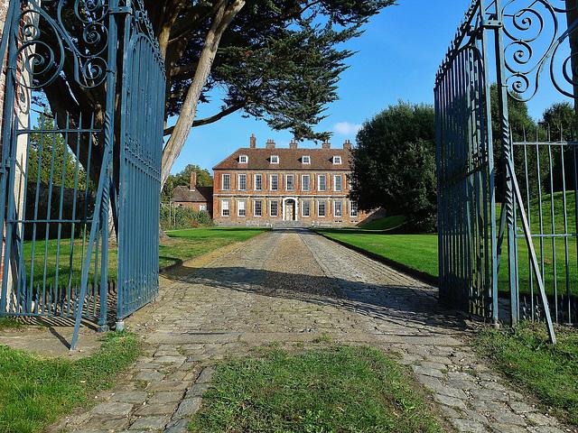 bradenham manor, bucks.