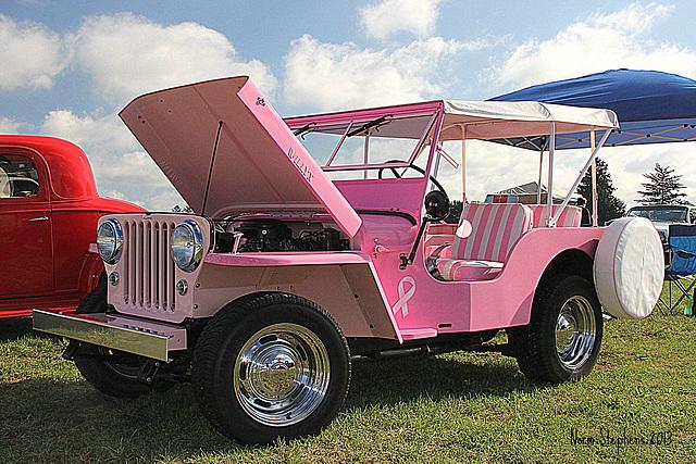 Surrey Gala Jeep