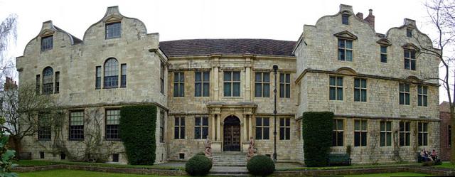 Treasurers House York Panorama