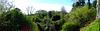 Panorama at Coleton Fishacre