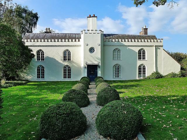 white house, bradenham, bucks