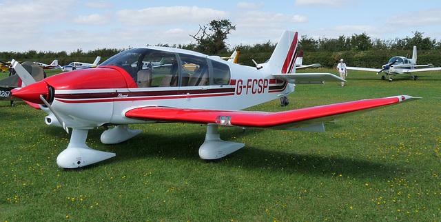 Robin Dr400/180 Regent G-FCSP