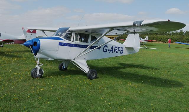 Piper PA-22-150 Caribbean G-ARFB