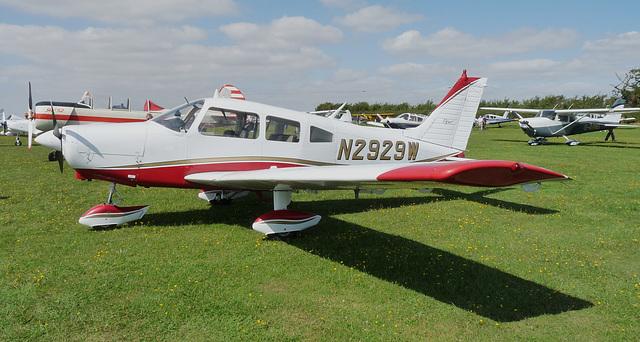 Piper PA-28-151 Cherokee Warrior N2929W