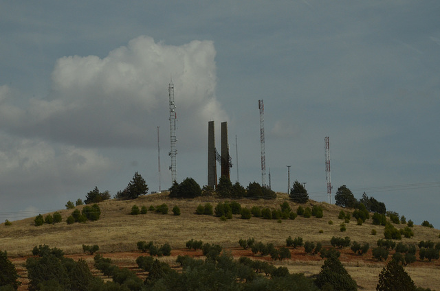Our Lady of the Radio Antennas