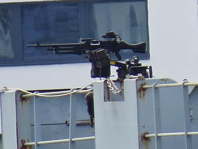 hms bulwark, L15