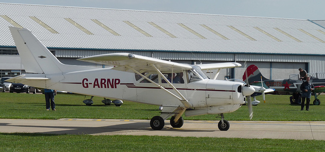Beagle A109 Airedale G-ARNP
