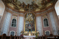 Haydn's Church Interior Detail