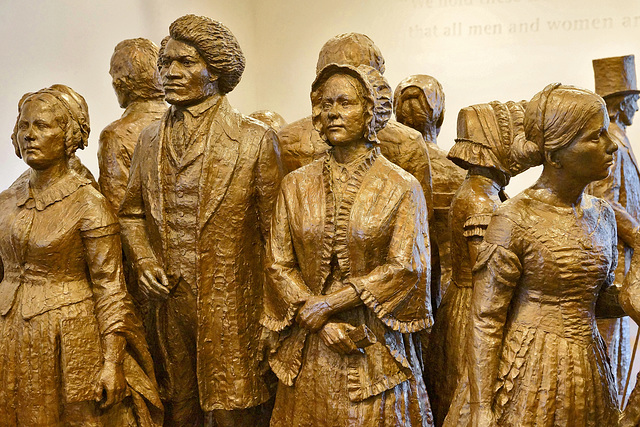Frederick Douglass  – Women's Rights National Historical Park, Fall Street, Seneca Falls, New York