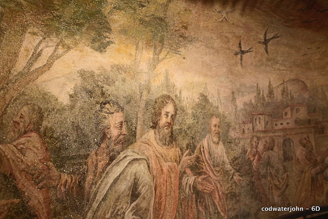 Old Mural from Haydn's Church