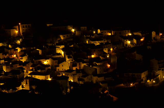 White City at Night