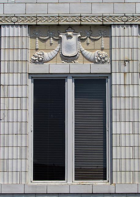 Window with Cornucopias