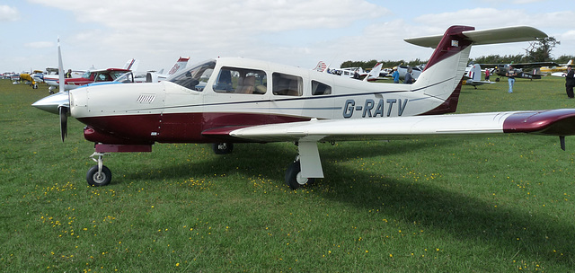 Piper PA-28RT-201T Turbo Cherokee Arrow IV G-RATV