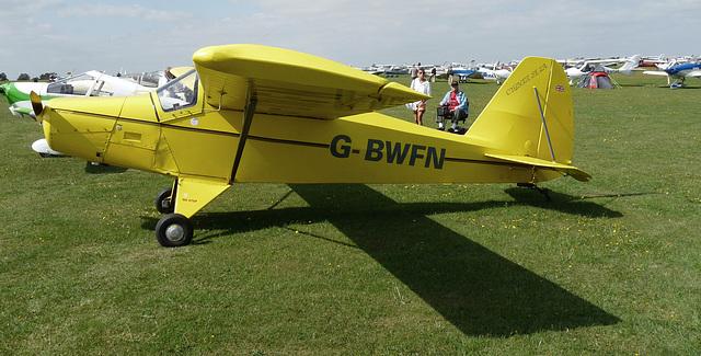 Cygnet SE-2A G-BWFN