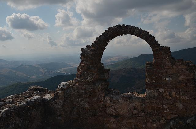 Fortress in Gaucin