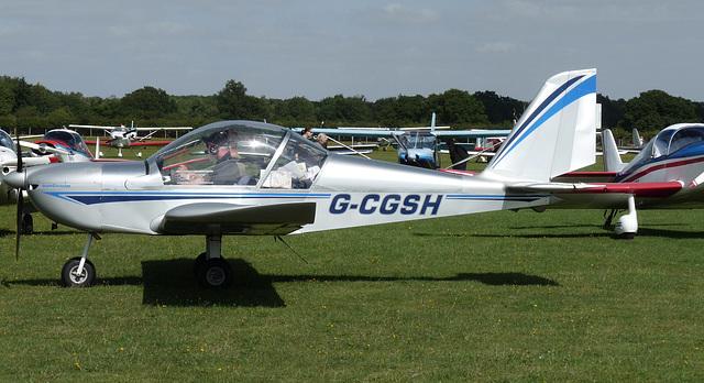 Cosmick EV-97 Teameurostar UK G-CGSH