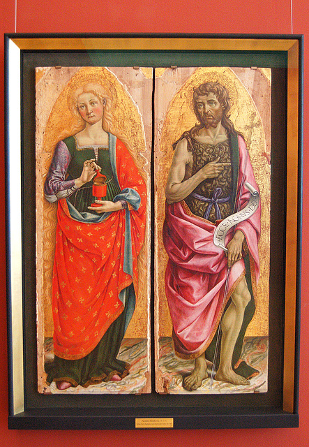 Maria Magdalena kaj la baptisto (Maria Magdalena und der Täufer)