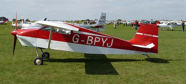 Wittman W8 Tailwind G-BPYJ