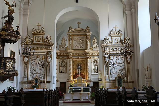 The Franciscan Monastery Church, Eisenstadt