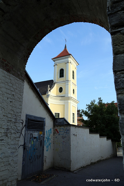 The Franciscan Monastery Church, Eisenstadt