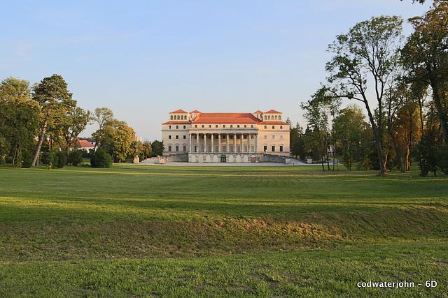 Esterhazy Palace, Eisenstadt