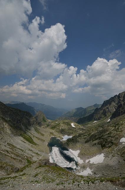 Litvorove Dolina and Zamrznute Pleso