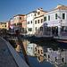 Burano, île de couleurs...