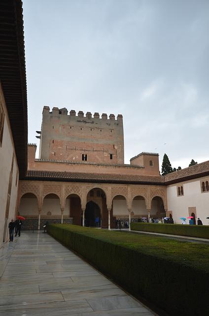 The Moorish Palaces