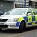 Kent Police Octavia - 15 October 2013