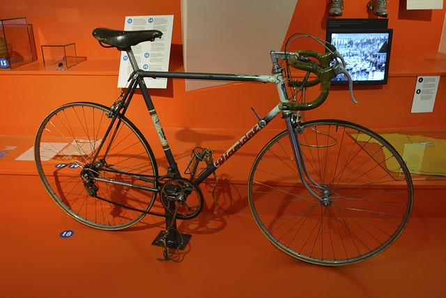 Leipzig 2013 – Stadtgeschichtliches Museum – Diamant race bike