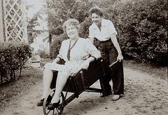 Granny King's Turn in the Wheelbarrow