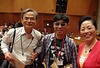 2013.10.13Mi partoprenis al la 100a Japana Esperanto Kongreso. I took part in Japan the 100th Esperant convention.With Japan Esperantist before concert .