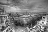 Paris vue des toits