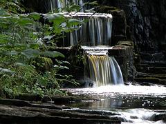 Woodwick Falls, Evie, Orkney