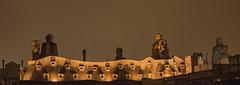 Las noches de Gaudí...