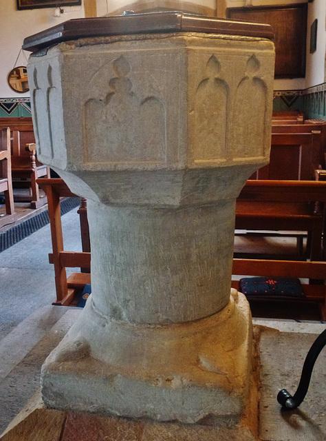 burton bradstock church, dorset