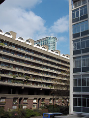 City Point behind Barbican